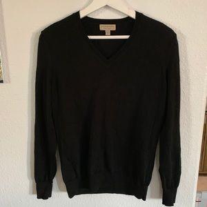 Burberry Extra Fine Merino Wool Sweater